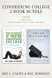 Cover Considering College 2-Book Bundle