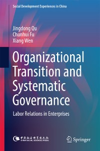 Cover Organizational Transition and Systematic Governance