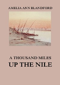 Cover A Thousand Miles Up The Nile