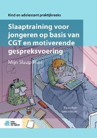 Cover Slaaptraining voor jongeren op basis van CGT en motiverende gespreksvoering
