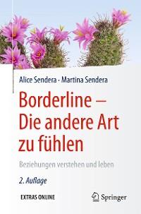 Cover Borderline - Die andere Art zu fühlen