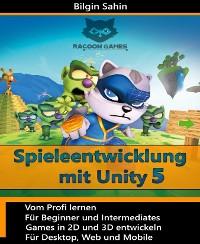 Cover Spieleentwicklung mit Unity