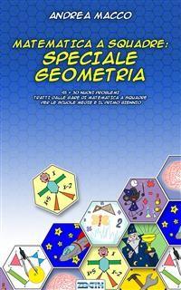 Cover Matematica a Squadre: Speciale Geometria