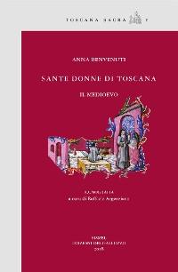 Cover Sante donne di Toscana. Il Medioevo