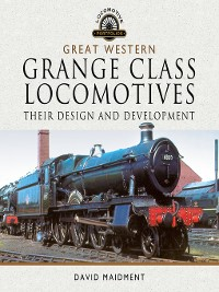 Cover Great Western, Grange Class Locomotives