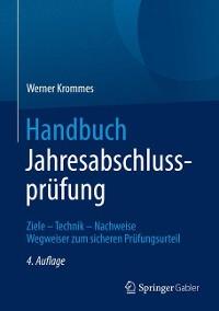 Cover Handbuch Jahresabschlussprüfung