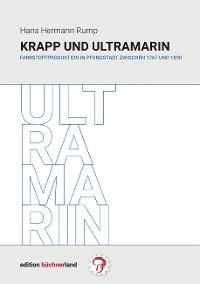 Cover Krapp und Ultramarin