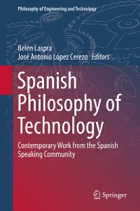 Cover Spanish Philosophy of Technology