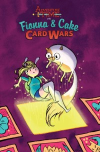 Cover Adventure Time: Fionna & Cake Card Wars