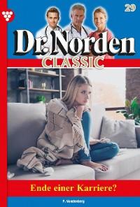 Cover Dr. Norden Classic 29 – Arztroman