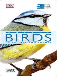 Cover RSPB Pocket Birds of Britain and Europe