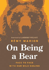Cover On Being a Bear