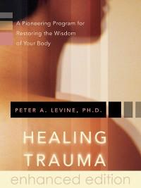 Cover Healing Trauma