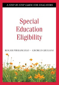 Cover Special Education Eligibility