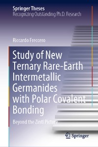 Cover Study of New Ternary Rare-Earth Intermetallic Germanides with Polar Covalent Bonding