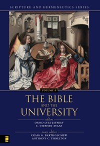 Cover Bible and the University