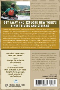 Cover Canoeing and Kayaking New York