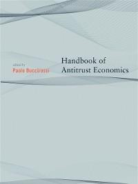 Cover Handbook of Antitrust Economics