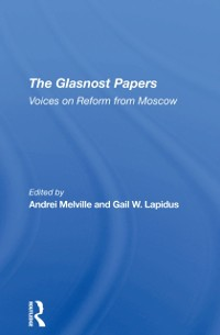 Cover Glasnost Papers