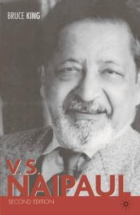 Cover V.S. Naipaul