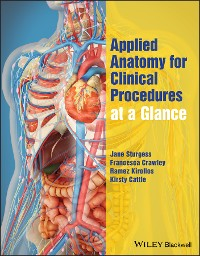 Cover Applied Anatomy for Clinical Procedures at a Glance