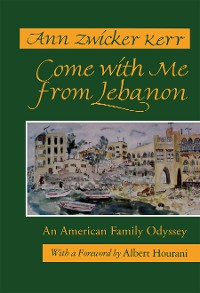 Cover Come with Me from Lebanon
