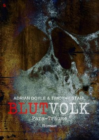 Cover BLUTVOLK, Band 5: PARA-TRÄUME