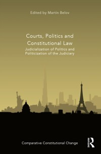Cover Courts, Politics and Constitutional Law