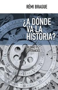 Cover ¿A dónde va la historia?