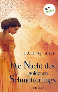 Cover Die Nacht des goldenen Schmetterlings