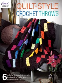 Cover Quilt-Style Crochet Throws