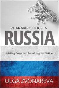 Cover Pharmapolitics in Russia