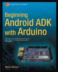 Cover Beginning Android ADK with Arduino