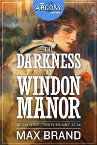 Cover The Darkness at Windon Manor