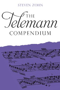 Cover The Telemann Compendium