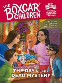 Cover The Day of the Dead Mystery