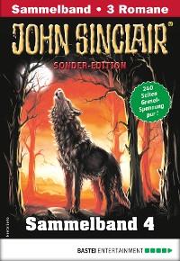 Cover John Sinclair Sonder-Edition Sammelband 4 - Horror-Serie