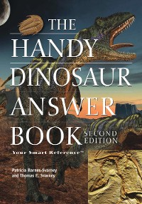 Cover The Handy Dinosaur Answer Book