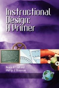 Cover Instructional Design