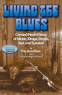 Cover Living the Blues