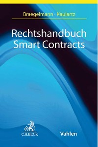 Cover Rechtshandbuch Smart Contracts