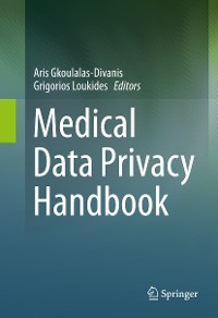 Cover Medical Data Privacy Handbook