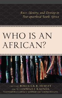 Cover Who Is an African?
