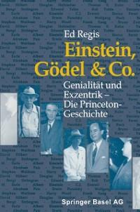 Cover Einstein, Godel & Co.