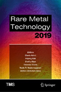 Cover Rare Metal Technology 2019