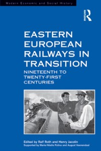 Cover Eastern European Railways in Transition