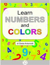 Cover Learn numbers and colors