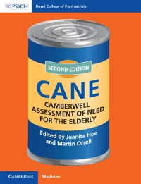 Cover Camberwell Assessment of Need for the Elderly