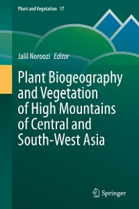 Cover Plant Biogeography and Vegetation of High Mountains of Central and South-West Asia