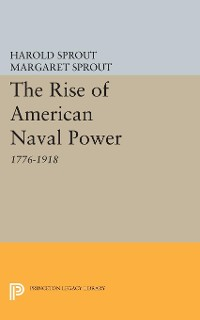 Cover Rise of American Naval Power